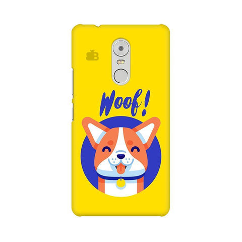 Woof Lenovo K6 Note Phone Cover