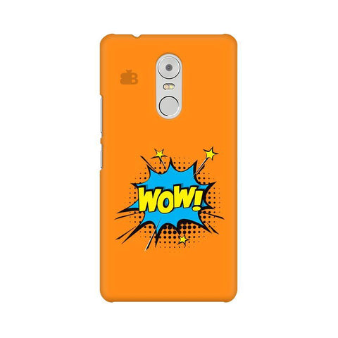 Wow! Lenovo K6 Note Phone Cover