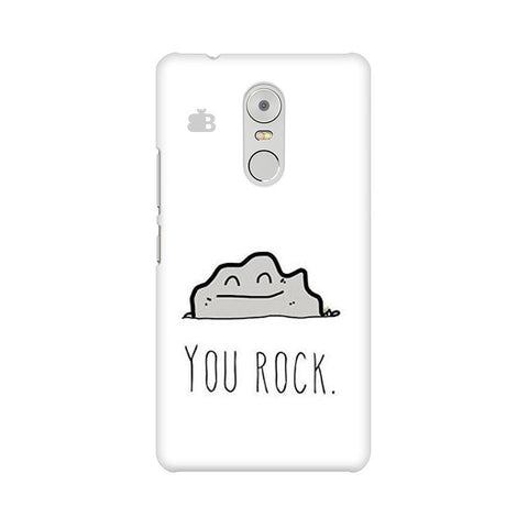 You Rock Lenovo K6 Note Phone Cover