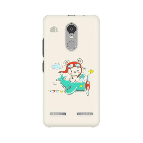 Aviator Mouse Lenovo K6 Power Phone Cover