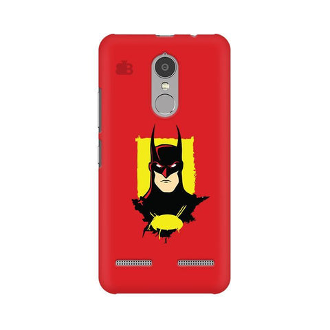 Badass Superhero Lenovo K6 Power Phone Cover