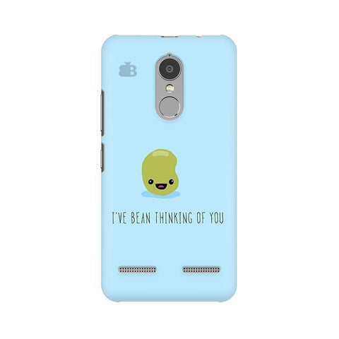 Bean Thinking Lenovo K6 Power Phone Cover