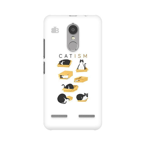 Catism Lenovo K6 Power Phone Cover