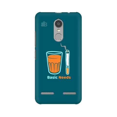 Chai Sutta Basic Lenovo K6 Power Cover