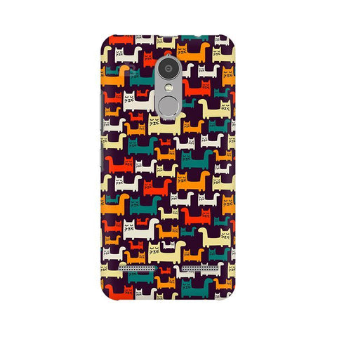 Chill Cats Lenovo K6 Power Phone Cover