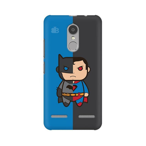 Cute Superheroes Annoyed Lenovo K6 Power Phone Cover