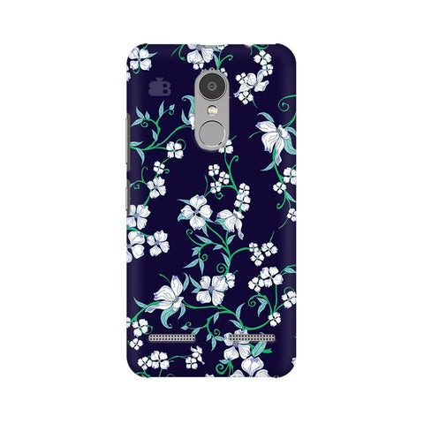 Dogwood Floral Pattern Lenovo K6 Power Phone Cover