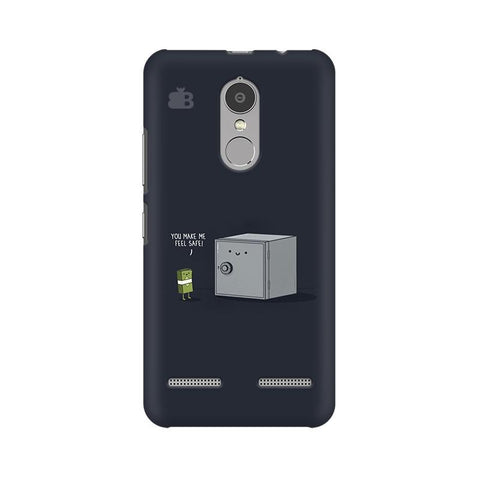 Feel Safe Lenovo K6 Power Phone Cover