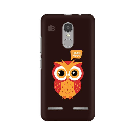 Hoot Hoot Lenovo K6 Power Phone Cover
