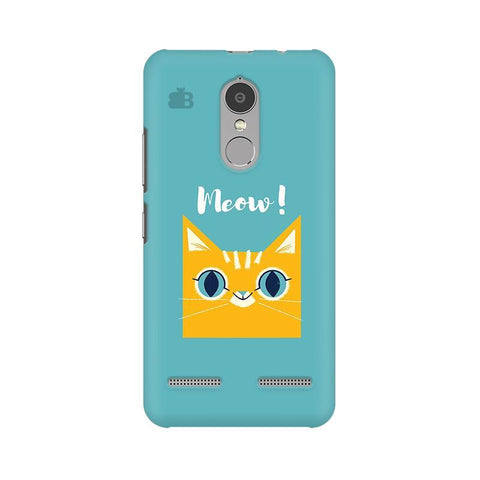 Meow Lenovo K6 Power Phone Cover