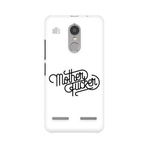 Mother F'er Lenovo K6 Power Phone Cover