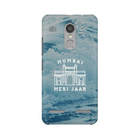 Mumbai Meri Jaan Lenovo K6 Power Cover