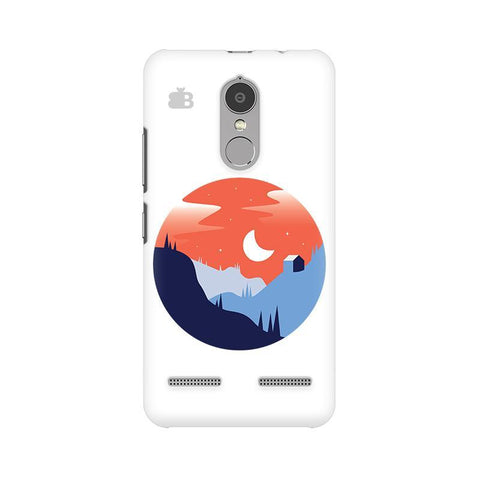 Night Scenery Lenovo K6 Power Phone Cover