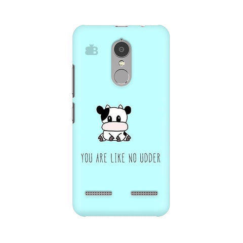 No Udder Lenovo K6 Power Phone Cover