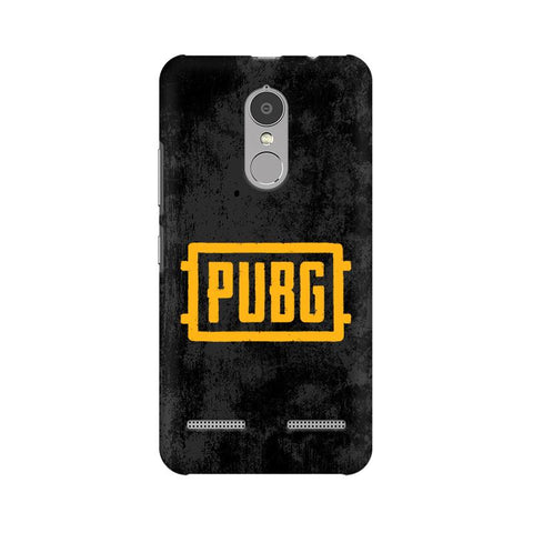 PUBG Lenovo K6 Power Cover