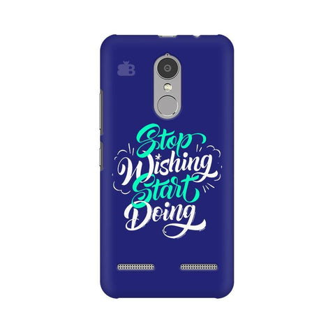 Start Doing Lenovo K6 Power Phone Cover