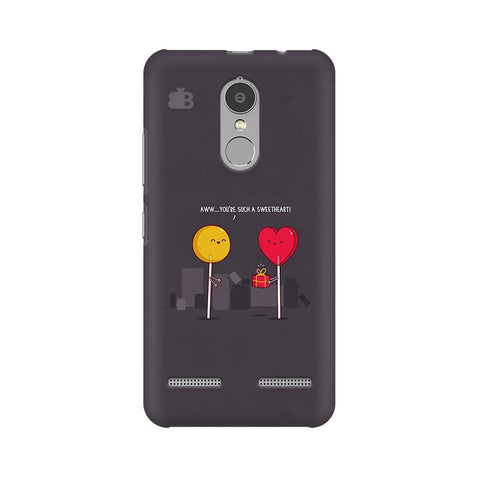 Sweetheart Lenovo K6 Power Phone Cover