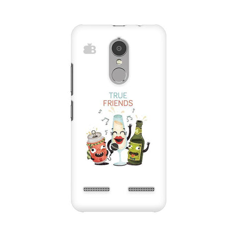 True Friends Lenovo K6 Power Phone Cover