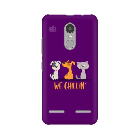 We Chillin Lenovo K6 Power Phone Cover