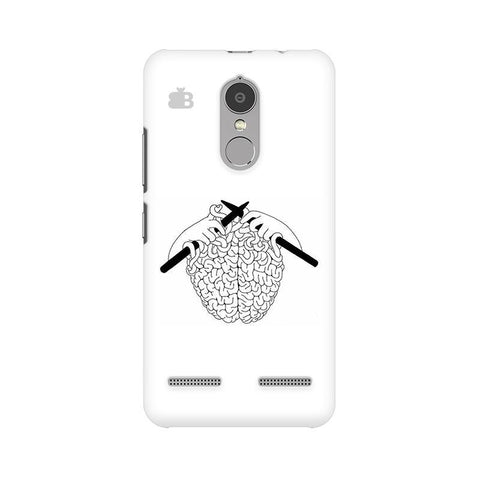 Weaving Brain Lenovo K6 Power Phone Cover