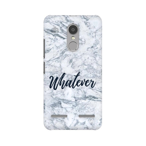 Whatever Lenovo K6 Power Phone Cover