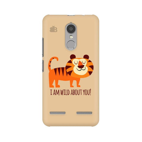 Wild About You Lenovo K6 Power Phone Cover