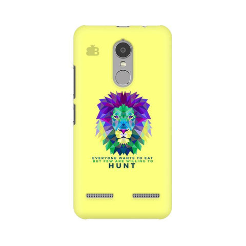 Willing to Hunt Lenovo K6 Power Phone Cover