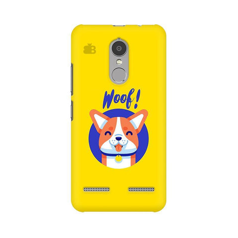 Woof Lenovo K6 Power Phone Cover