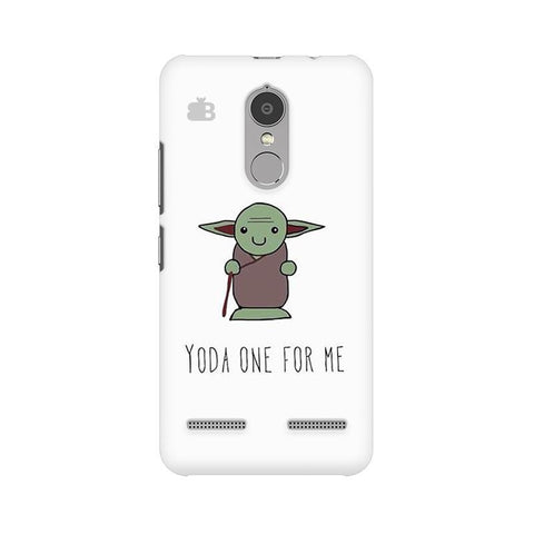 Yoda One Lenovo K6 Power Phone Cover
