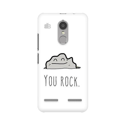 You Rock Lenovo K6 Power Phone Cover