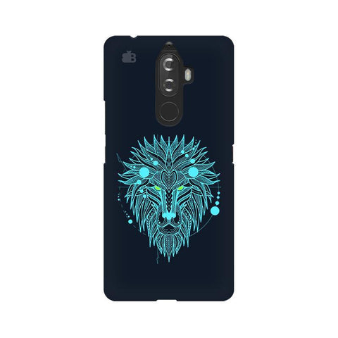 Abstract Art Lion Lenovo K8 Note Phone Cover