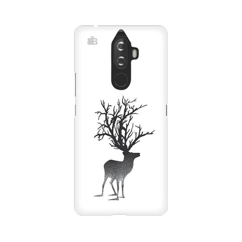 Abstract Deer Lenovo K8 Note Phone Cover