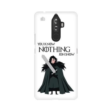 Badass Jon Snow Lenovo K8 Note Phone Cover