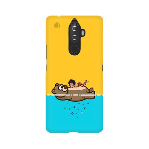 Baloo and Mowgli Lenovo K8 Note Phone Cover