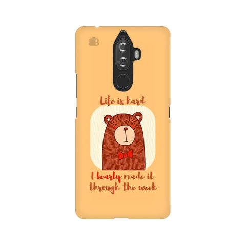 Bearly Made It Lenovo K8 Note Phone Cover