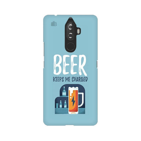 Beer Charged Lenovo K8 Note Phone Cover