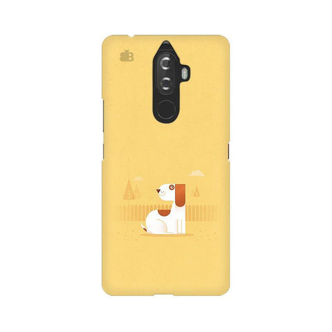 Calm Dog Lenovo K8 Note Phone Cover