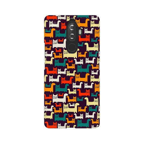 Chill Cats Lenovo K8 Note Phone Cover