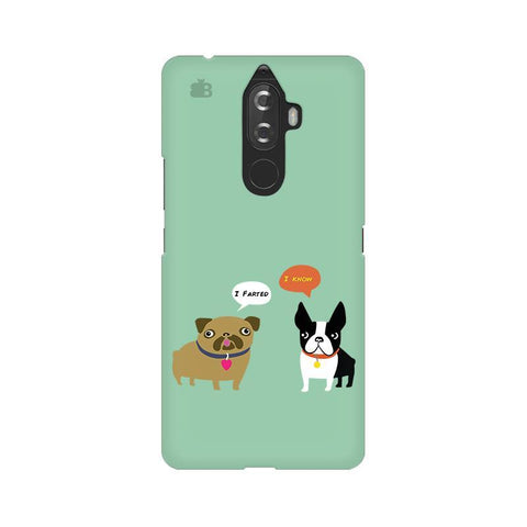 Cute Dog Buddies Lenovo K8 Note Phone Cover