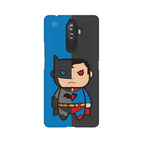 Cute Superheroes Annoyed Lenovo K8 Note Phone Cover