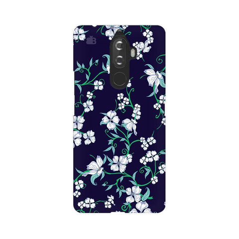 Dogwood Floral Pattern Lenovo K8 Note Phone Cover