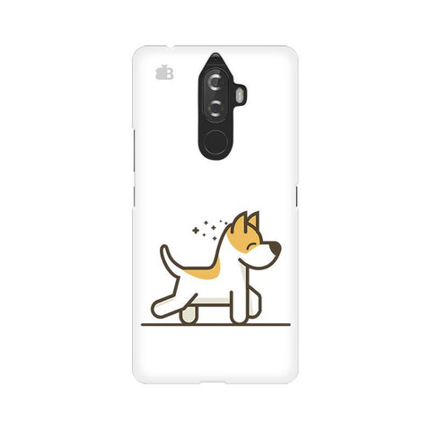 Happy Puppy Lenovo K8 Note Phone Cover