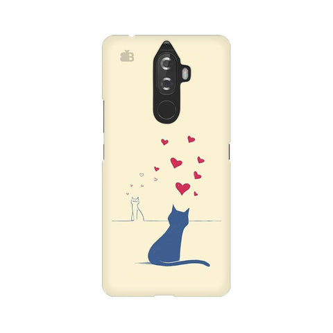 Kitty in Love Lenovo K8 Note Phone Cover