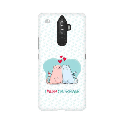 Meow You Forever Lenovo K8 Note Phone Cover
