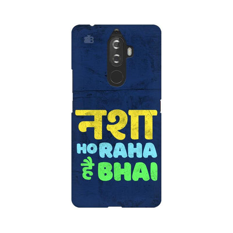 Nasha Bhai Lenovo K8 Note Cover