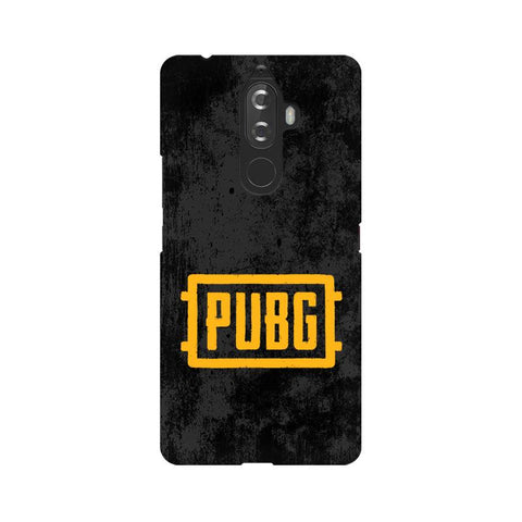 PUBG Lenovo K8 Note Cover