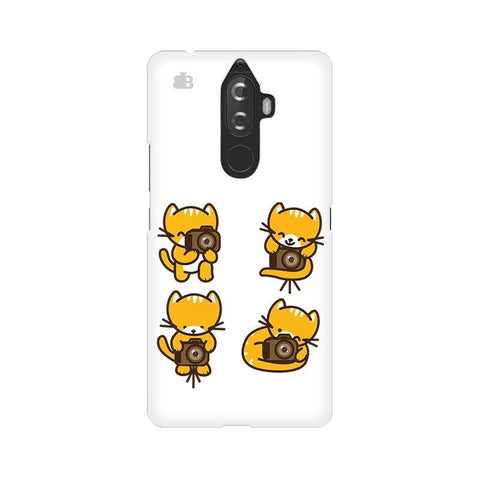 Photographer Kitty Lenovo K8 Note Phone Cover