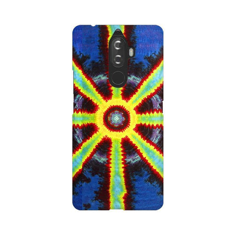 Tie & Die Pattern Lenovo K8 Note Phone Cover