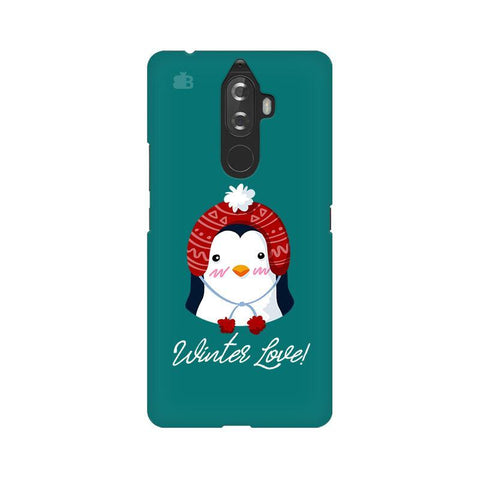 Winter Love Lenovo K8 Note Phone Cover