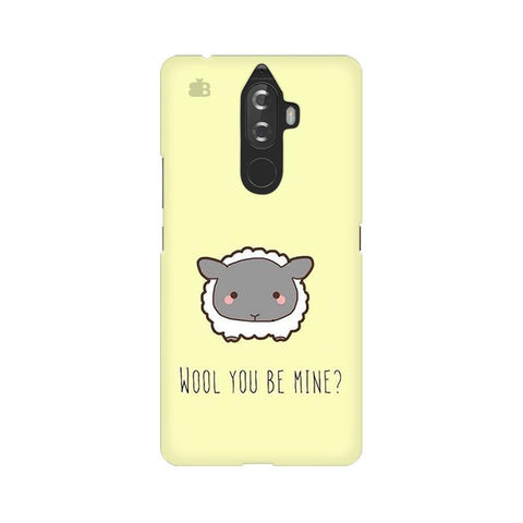 Wool Lenovo K8 Note Phone Cover